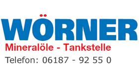 Heizoel Woerner – Mineralöle, Tankstellen, Waschanlage Logo